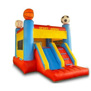 15' x 21' Kangaroo Sports Combo Inflatable