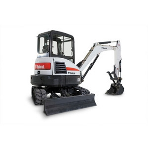 Bobcat E35 ZTS Large Compact Excavator