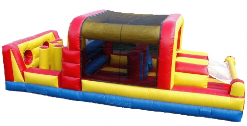 Inflatable Mini Obstacle Course