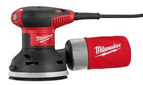 Milwaukee Orbit Palm Sander