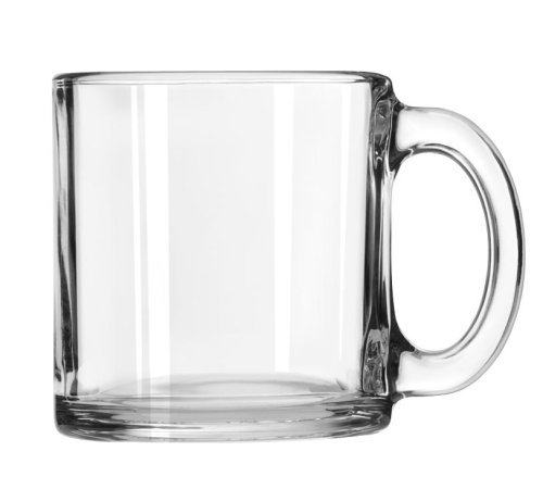 Libbey Embassy  Glassware, Coffee Mug