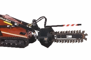 3' Depth Trencher (Track Loader)