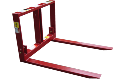 Pallet Fork Attachment for Toro Dingo Mini Loader