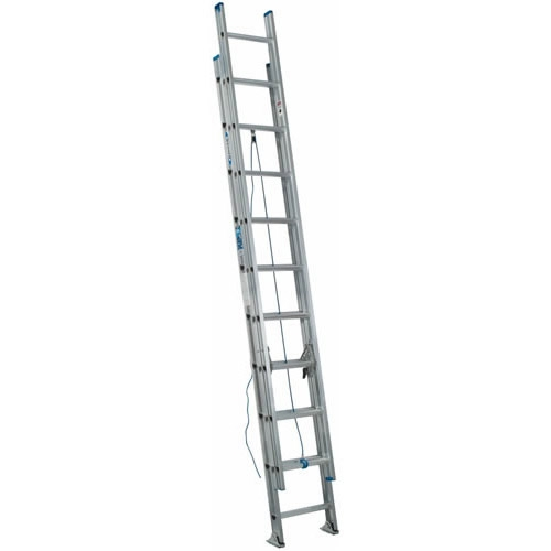 40' Extension Ladder Aluminum
