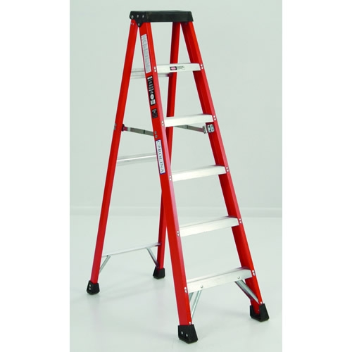 12' Step Ladder Fiberglass