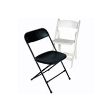 Chair (Black) Poly