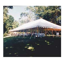 Tent Canopy 20' x 20'