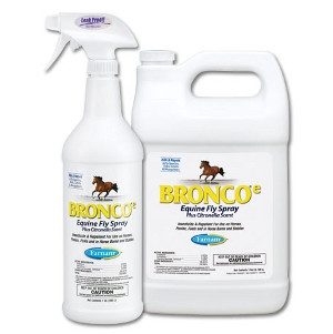 Bronco® E Equine Gallon Refill Fly Spray