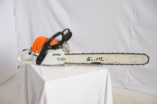 Gas chainsaw