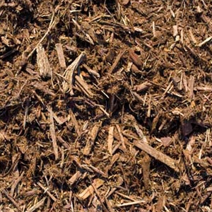 Undyed Natural Brown Mulch