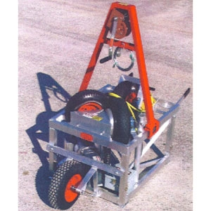 Well Pump Puller >> Up Z Dazy Pump Puller Equipment Rentals And Sales Inc