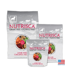 Nutrisca Lamb & Chickpea Grain-Free Dog Food