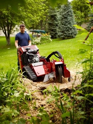 Toro 27 hrp Stump Grinder