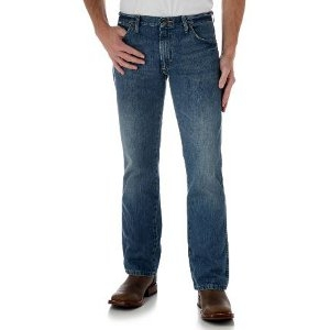 77MWZ Wrangler Retro® Jeans - Slim Boot (Tall Sizes)