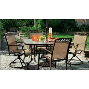 Clybourn 5-Piece Steel Set