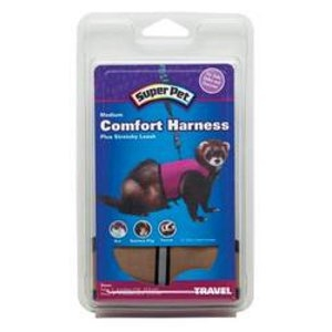 Comfort Harness & Stretchy Stroller Leash, Large