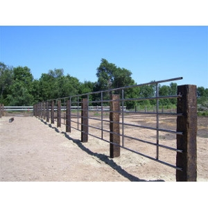Common Sense Mfg. Continuous Fence