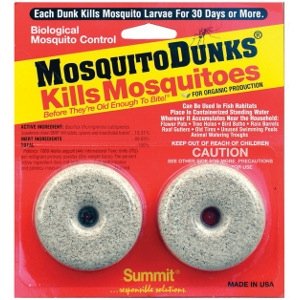 Summit Chemicals Mosquito Dunks