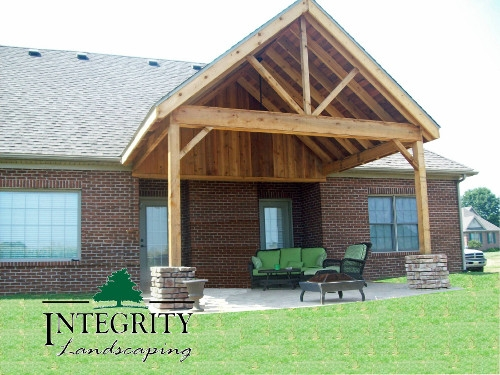 A Covered Patio Raised this Property Value!