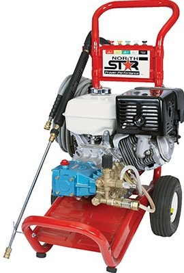 3000 PSI Gas Powered Pressure Washer