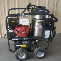 3000 PSI GAS POWERED HOT Pressure Washer