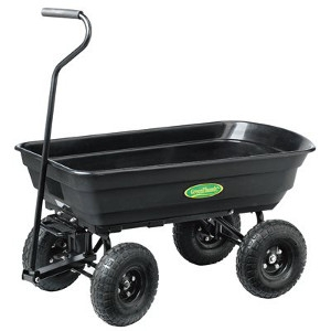 Green Thumb Dumping Cart