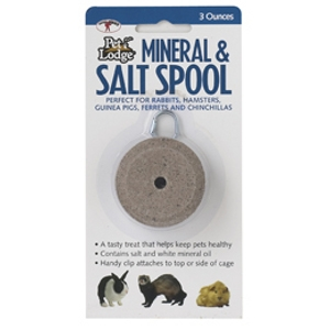 Mineral & Salt Spool
