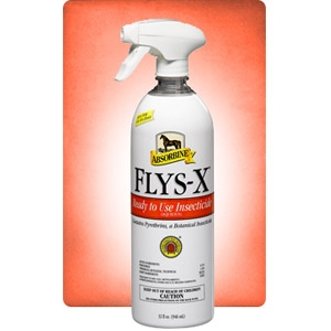 Absorbine® Flys-X® Ready-to-Use Insecticide