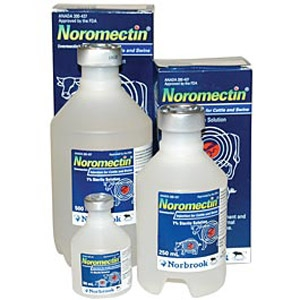 Noromectin® Antiparasitic Injection For Cattle & Swine