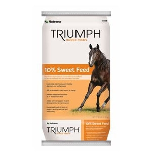 Nutrena® Triumph® 10% Sweet Feed