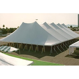 Tent, 80'x60' Twin center poles