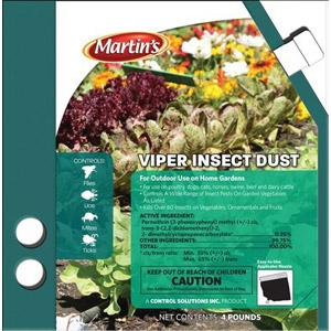Martin's® Viper Insect Dust