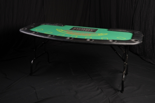 Poker/Blackjack Table Top