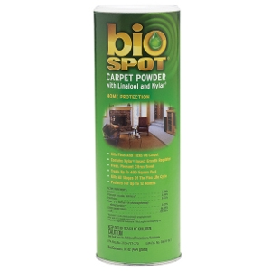 Bio Spot® Carpet Powder With Linalool and Nylar®