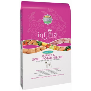 Infinia Dog Food Club