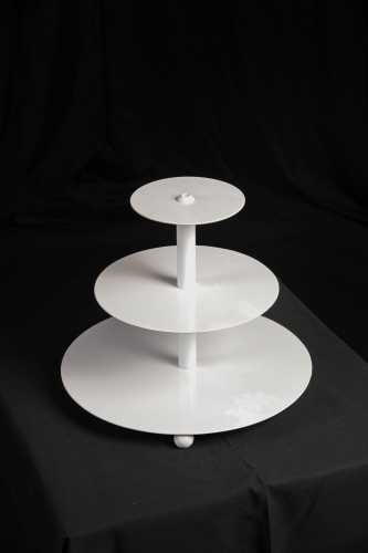Cake Stand, Triple - 8,12,16