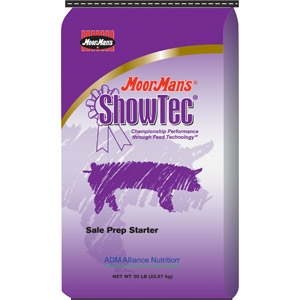 MoorMan's ShowTec Sale Prep Starter