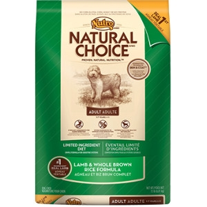 Natural Choice® Lamb & Whole Brown Rice Dog Food