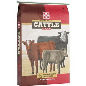 Purina® 4-Square® Breeder Performance 20% Cattle Cubes
