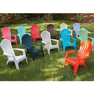 RealComfort Ergonomic Adirondack Chairs