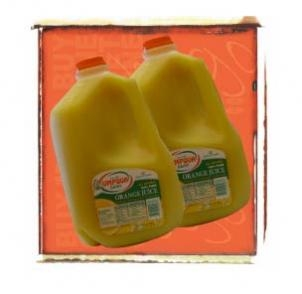 Umpqua 100% Pure Orange Juice