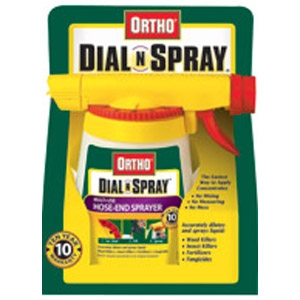 Ortho® Dial 'N Spray® Multi-Use Hose-End Sprayer