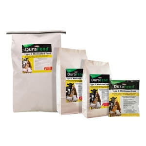 DuraFend® Multi-Species Medicated Dewormer