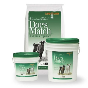 Doe's Match® Premium Blend Kid Milk Replacer®
