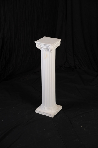 Column, 7in Round, 48in High