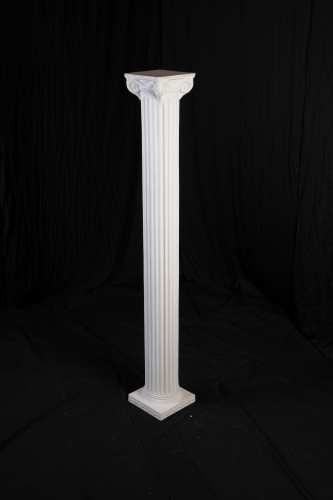 Column, 10in Round, 72in High