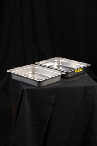 Chafing Dish 1/2 Pans, set of 2