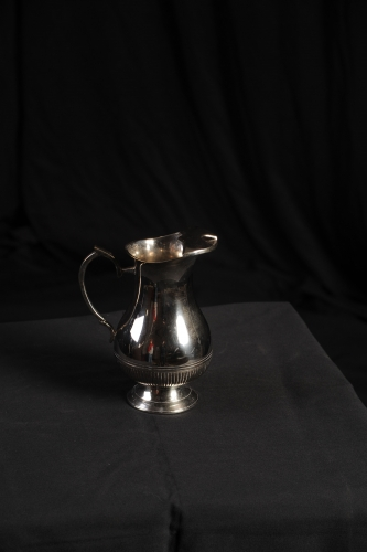 Pitcher, Silver, Small