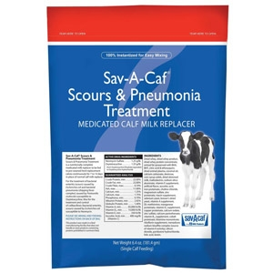 Sav-A-Caf® Scours & Pneumonia Treatment Concentrate