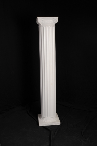 Column, 12in Round, 76in High